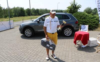 Czerwcowy turniej dla Piotra Słojewskiego