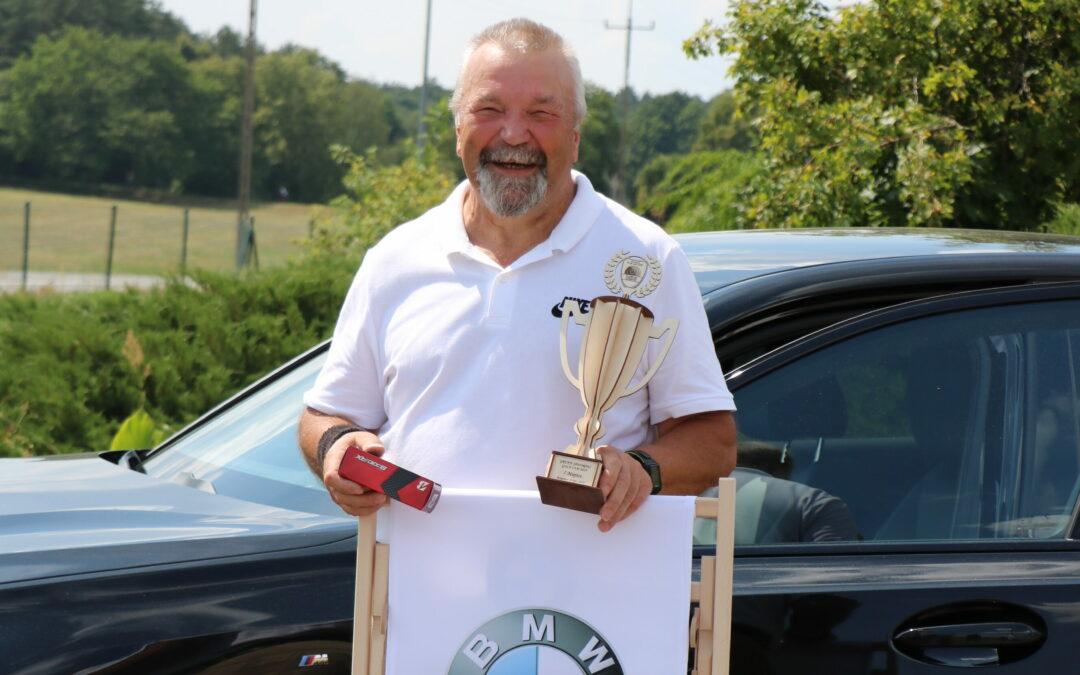 Zygmunt Olejniuk zwycięża lipcowy turniej Grupa Jaworski Golf Cup 2019 !!!